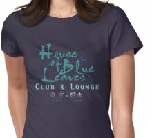 House of Blue Leaves Womens Fitted T-Shirt