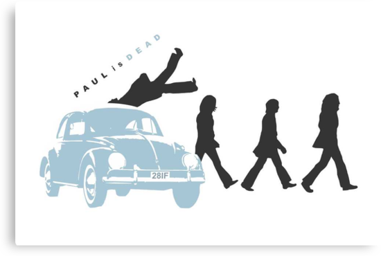 Paul is dead by Matt Mawson