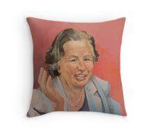 Study for Consiglia Throw Pillow