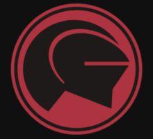 Knight 2000 Red Pocket Logo by Christopher Bunye