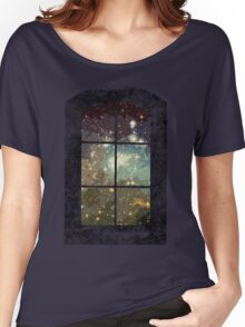 All of time and space... Women's Relaxed Fit T-Shirt