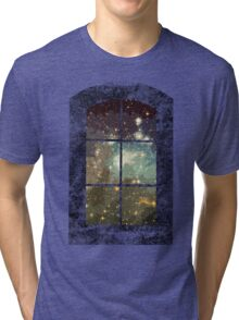 All of time and space... Tri-blend T-Shirt