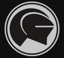 Knight 2000 Gray Pocket Logo by Christopher Bunye