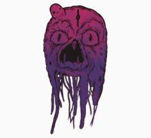 Squid Face by ArcusVivit