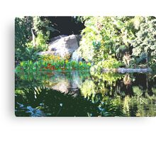 Landscape Fantasy Forest 4 Canvas Print