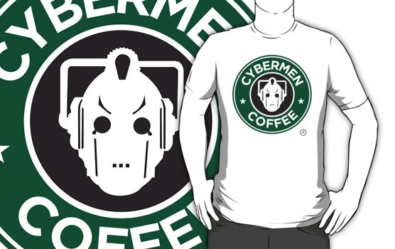 Cybermen Coffee by jaydan80
