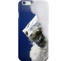 "Aoraki, ""Cloud Piercer"". iPhone Case/Skin"