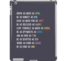 Parks characters iPad Case/Skin