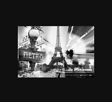 Paris Collage Unisex T-Shirt