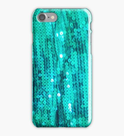Green gloss iPhone Case/Skin