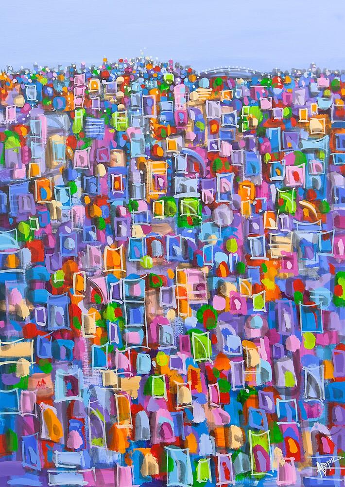 Dance of the City by Adam Bogusz