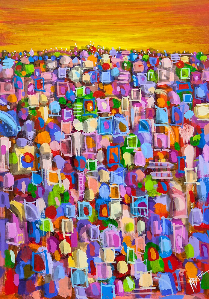 Summer Strata by Adam Bogusz