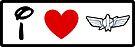 I Heart Star Command (Classic Logo) by ShopGirl91706