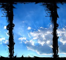 ©HCS-DA Horizon Ink Clouds by OmarHernandez