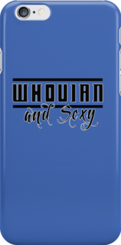 Whovian and Sexy by Ameda Nowlin