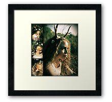 Joy 7 Framed Print