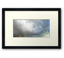 ©HCS January Rain II Framed Print