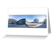 Project house OSIS, Riga, Latvia Greeting Card