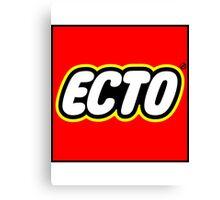 LEGO x ECTO v2 Canvas Print