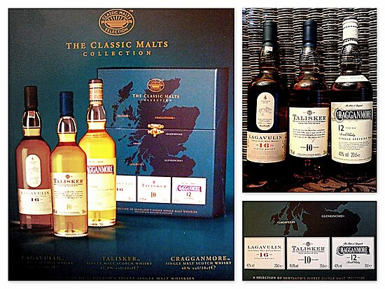 The Classic Malts by ©The Creative  Minds
