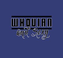 Whovian and Sexy T-Shirt