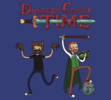 Dungeon Crawl Time by Architank