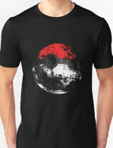 Pokemon Death Star T-Shirt