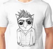 Kramer Owl Unisex T-Shirt