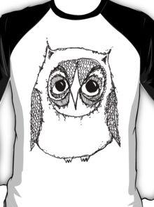 Wonky Owl-1  T-Shirt