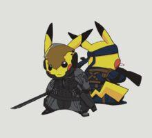 Pikachu Gear Solid by shevil