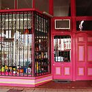 Sweet Shop by Eve Parry
