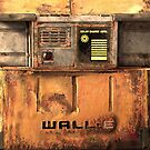 Waste Allocation Load Lifter  Earth Class (WALL E) by ShopGirl91706