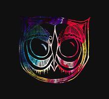 Giant eyes Owl 4 - Colour Unisex T-Shirt
