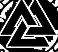 Odins Ravens Sticker