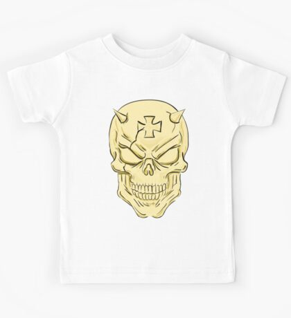 Evil Skull Kids Tee