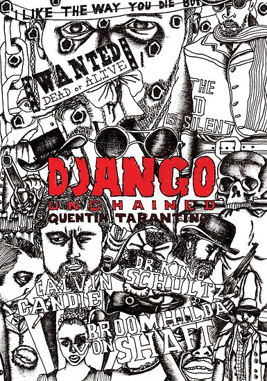 Django by lorelei84