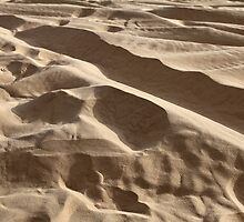 sand in the desert by mrivserg