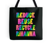 The 4 R's Tote Bag