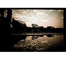 Okavango River Twilight Photographic Print