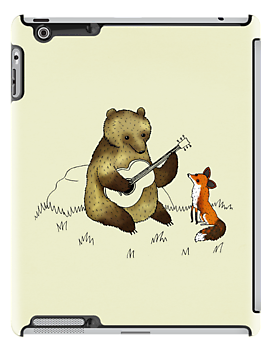 Bear &amp; Fox by Sophie Corrigan