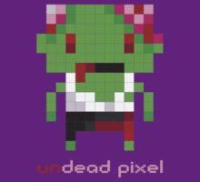 Undead Pixel by jaredfin