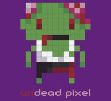 Undead Pixel by jaredfin