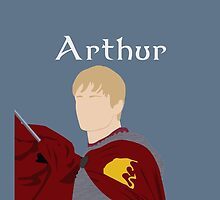 BBC King Arthur by OutlineArt