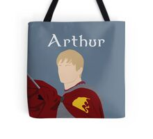 BBC Merlin - King Arthur Tote Bag