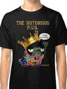 notorious pug Classic T-Shirt