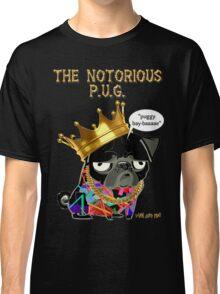 notorious pug Classic T-Shirt