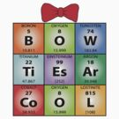 Bow ties chemical elements by Zort70
