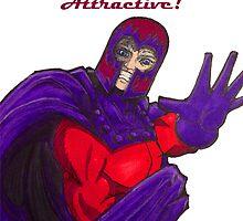 Attractive Card by JEDArts