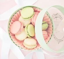macarons by Margherita Calati