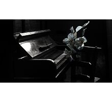 Abandoned recollection Photographic Print